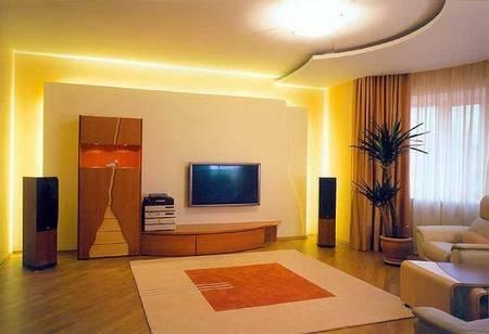 Интерьер двухкомнатных квартир 60 м